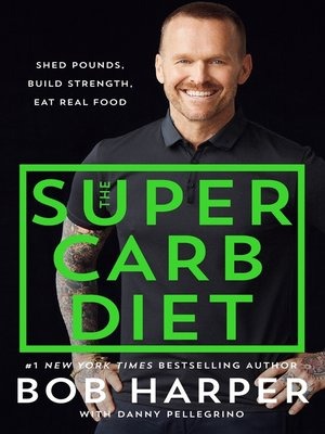 cover image of The Super Carb Diet
